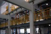 内蒙古化工职业学院60万吨新型煤气化制甲醇实训操作OTS仿真工厂