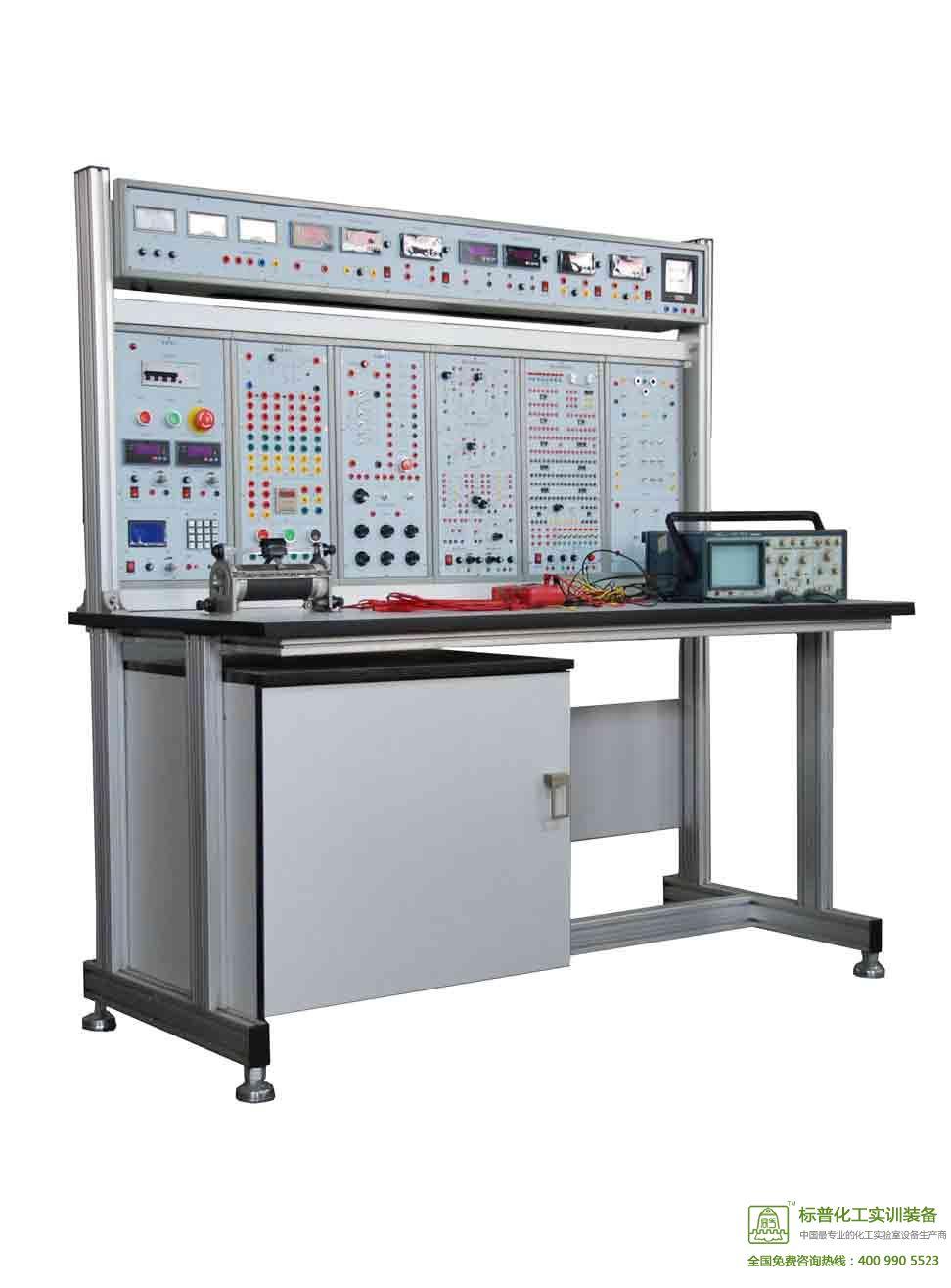 三相交流电路电压,电流的测量