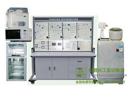 4全自动洗衣机 采用名牌海尔的 xqb50-m918型波轮式洗衣机为实训模型