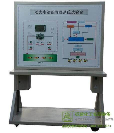 实验台工作采用普通220v交流电源