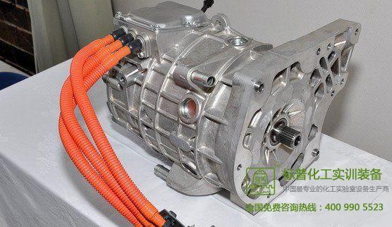 新能源汽车教具:纯电动汽车永磁电机解剖模型