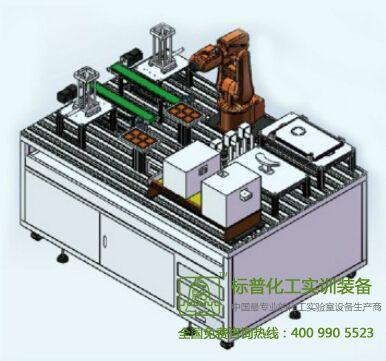 plc搬运机器人接线图