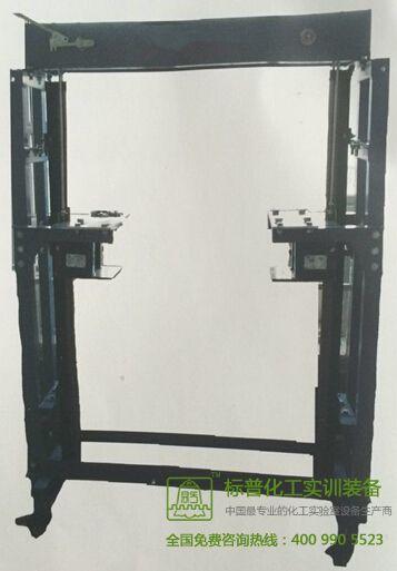 电梯安全钳安装与调试实训装置