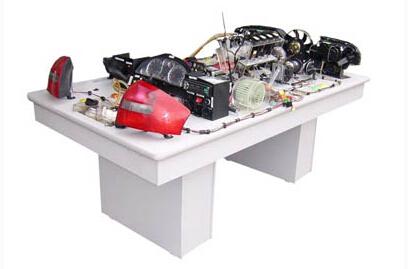 奥迪a6全车电路实习台|汽车示教板系列-上海标普化工