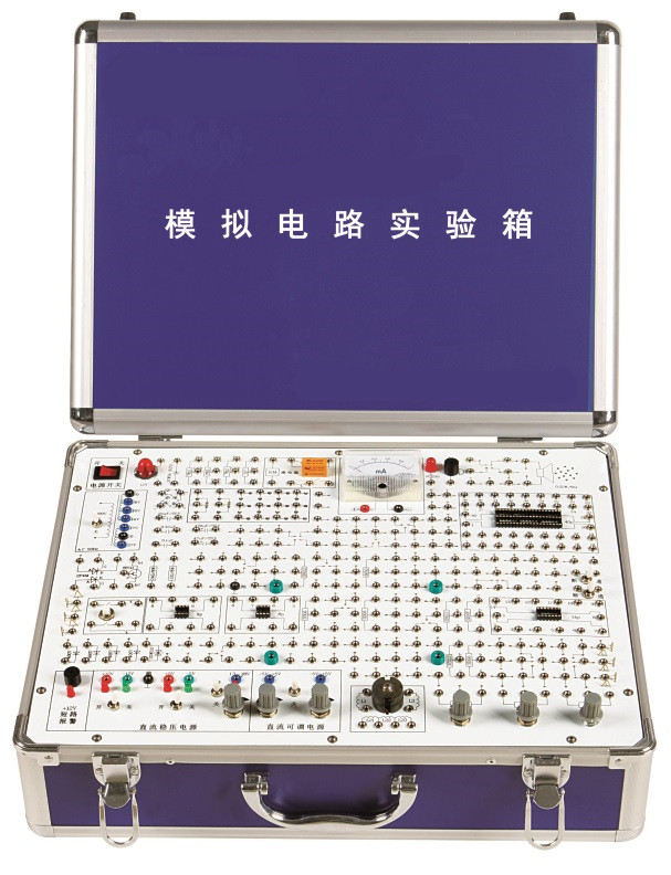 bpzm-01型 模拟电路实验箱