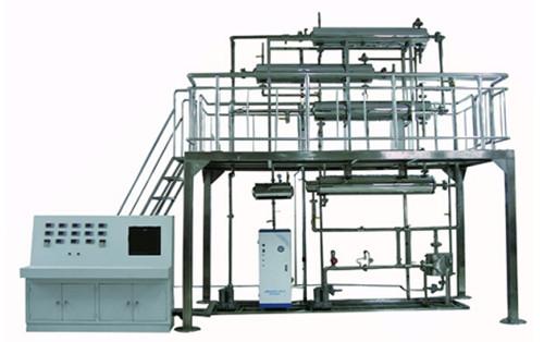 BPSX-207   计算机过程控制综合传热操作实训装置