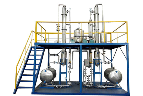 BPSX-203  化工设备拆装综合实训装置(双塔)